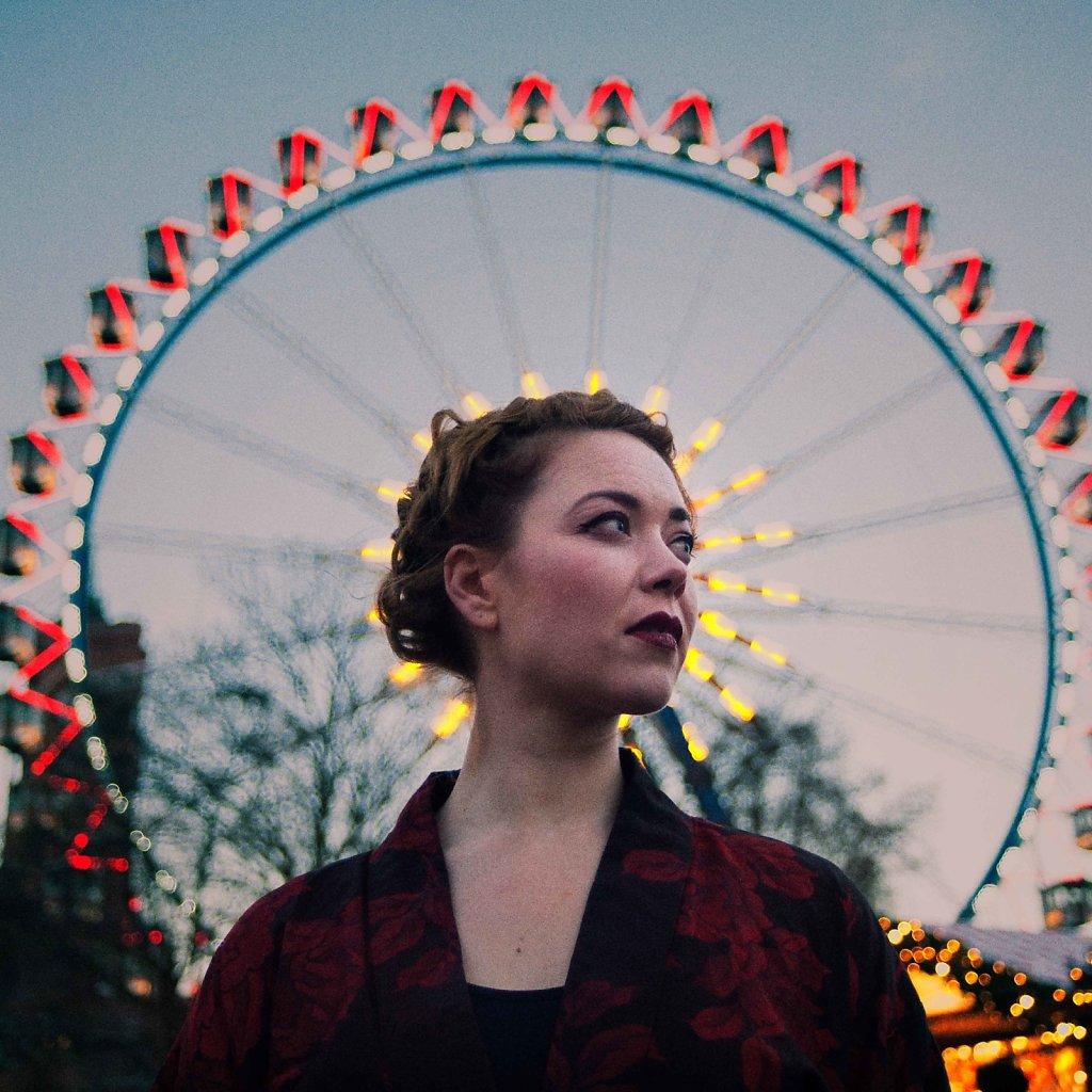 Magdalena Ganter, Berlin